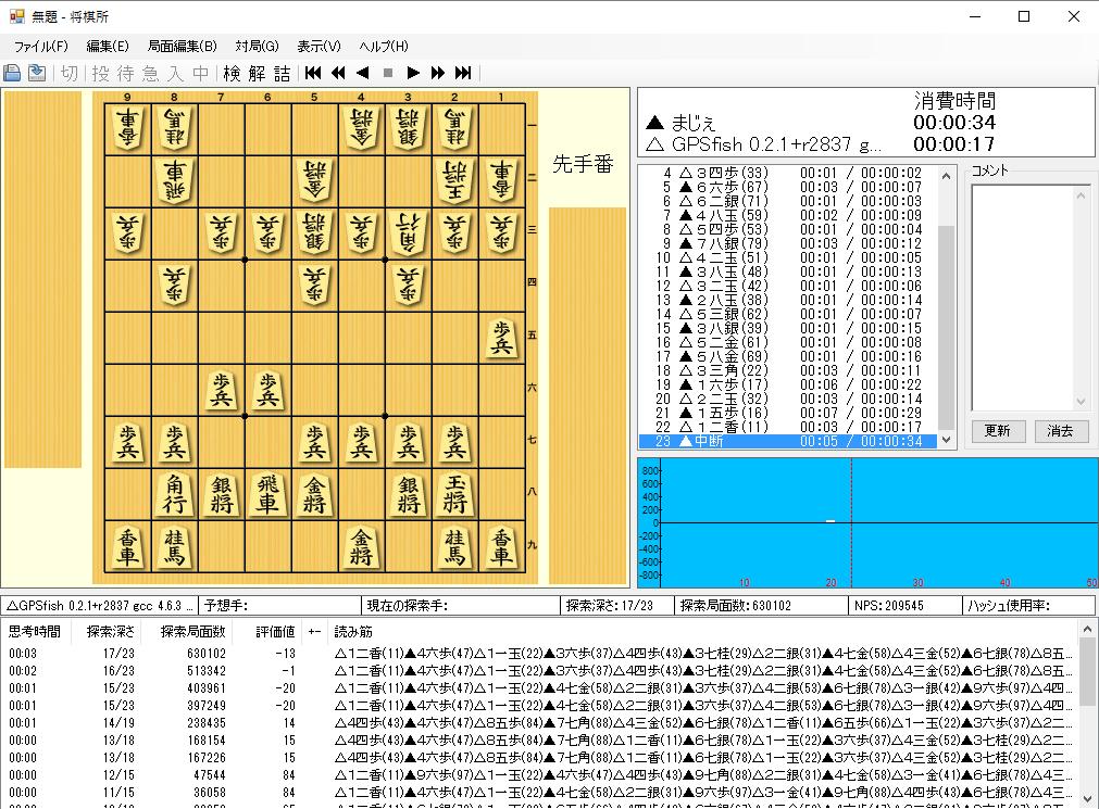 【将棋所】のダウンロードから思考エンジンの登録方法